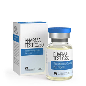 Buy online Pharma Test C250 legal steroid