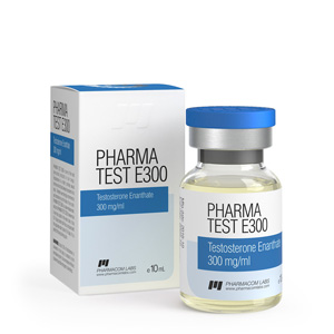 Buy online Pharma Test E300 legal steroid
