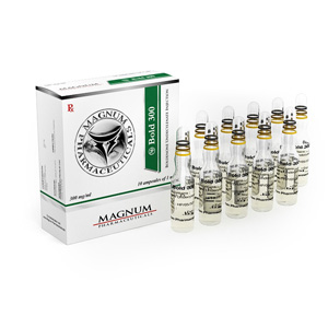 Buy online Magnum Bold 300 legal steroid
