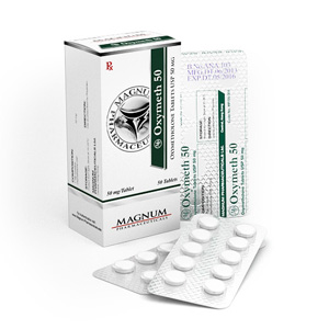 Buy online Magnum Oxymeth 50 legal steroid