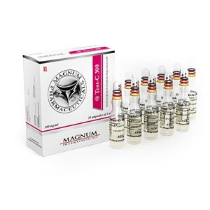 Buy online Magnum Test-C 300 legal steroid