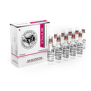 Buy online Magnum Test-E 300 legal steroid