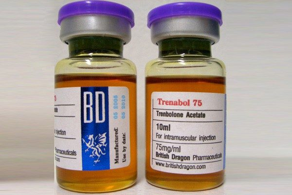 Buy online Trenbolone-75 legal steroid
