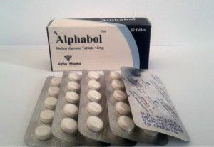 Buy online Alphabol legal steroid