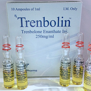 Buy online Trenbolin (ampoules) legal steroid