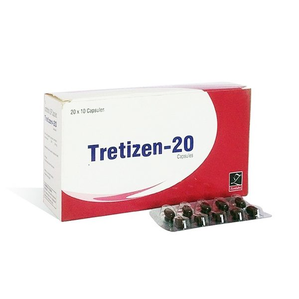 Buy online Tretizen 20 legal steroid