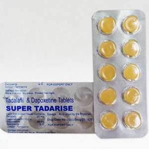 Buy Cialis with Dapoxetine 60mg online